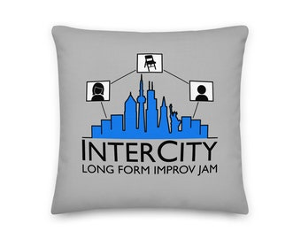 InterCity Jam Premium Pillow