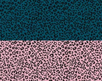 Leopard print pet accessories