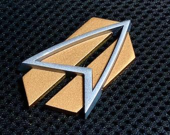 Star Trek Combadge Communicator - All Good Things