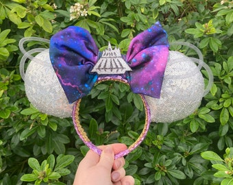 Tomorrow Land Halloween Witch Minnie Mickey Mouse Space Mountain Disney Ears ASTRO ORBITER Disney Bound Accessorie Free UK Delivery