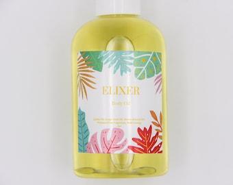 Elixer Body Oil-Skin Moisturizer- Skin Glow