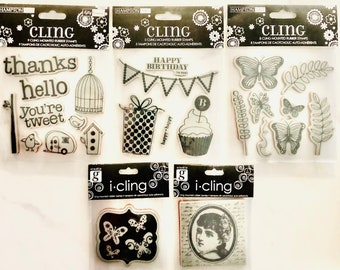 Hampton Art, Rubber Stamps, Stamps, Stamping, Scrapbooking Supplies, Paper Crafting,