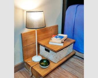 BEDSIDE TABLE - DIY Plans - Mesa de noche