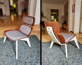 Modern Lounge Chair - DIY Plans - Butaca planos