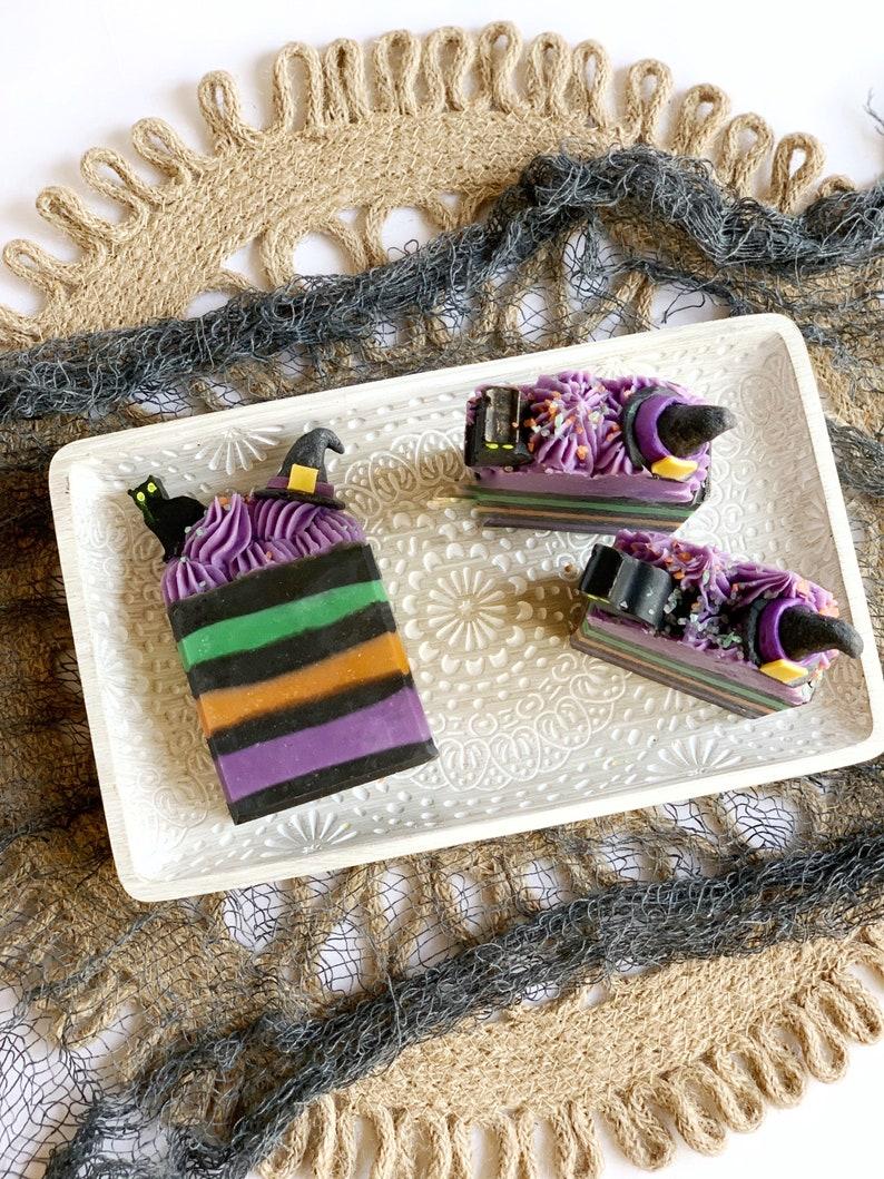 Binx Soap Halloween Soap Sanderson Sisters Soap Cold image 0