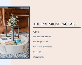 the Premium Package