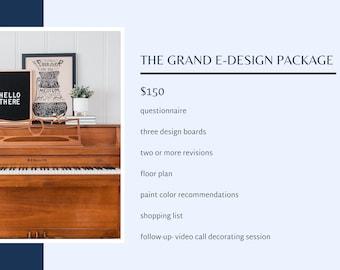 the Grand E-Design Package