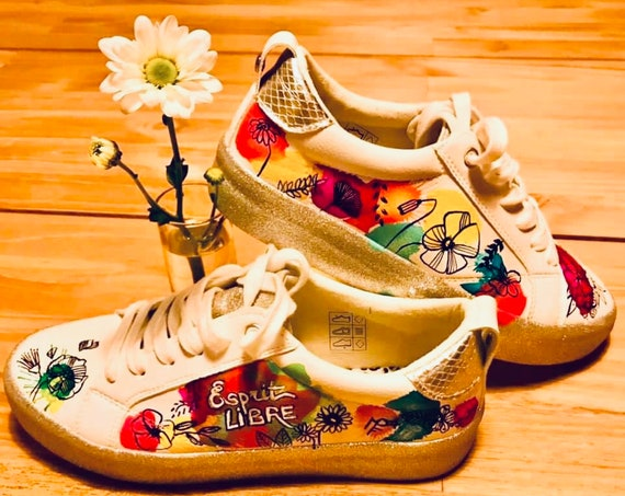 Size 36 and + Basket/Sneakers/Custom/customization