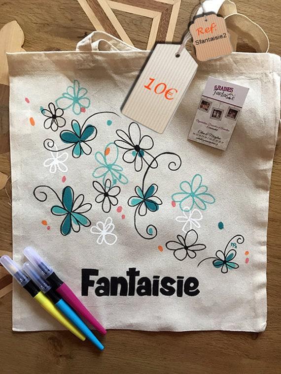 Custom Tote bag Fantasy