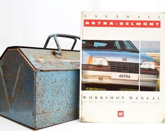 Haynes Vauxhall Owners Workshop Manual | Vauxhall Astra Owners Manual | Hardback Book | Birthday Gift | Car Memorabilia | Car Book |