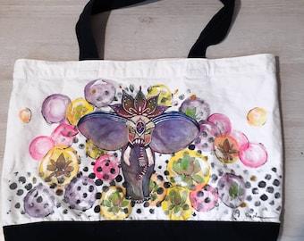 Bag stuffs any elephant