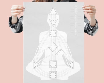 Human Design Chart • PDF • Blank
