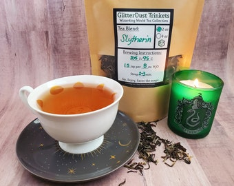 Snake House Inspired Tea Blend - Wizarding World Tea Collection
