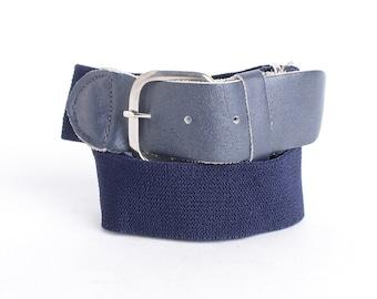 Navy waist belt   Etsy