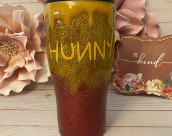 Customized Hunny 30oz Stainless Steel Tumbler