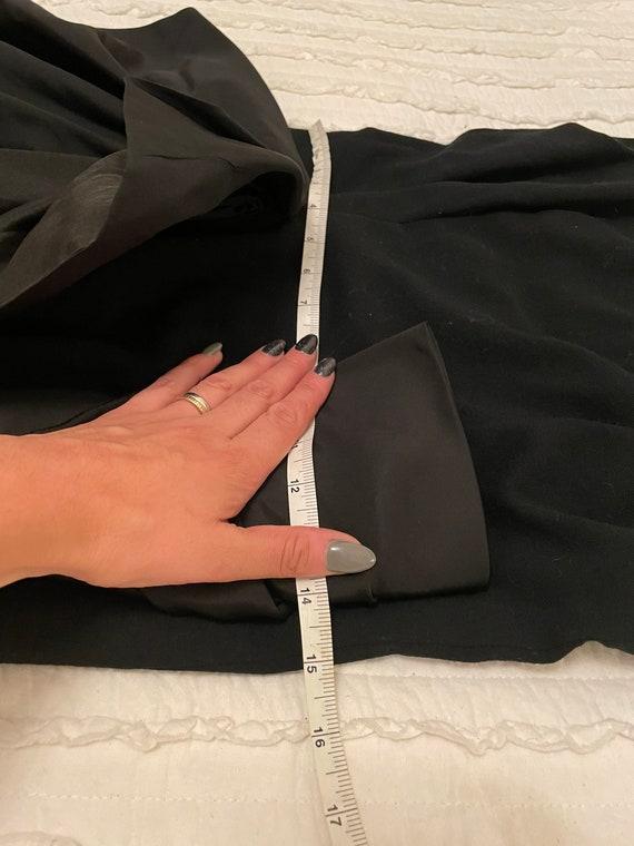 1980s Pauline Trigere Couture Dress Small / Medium - image 6