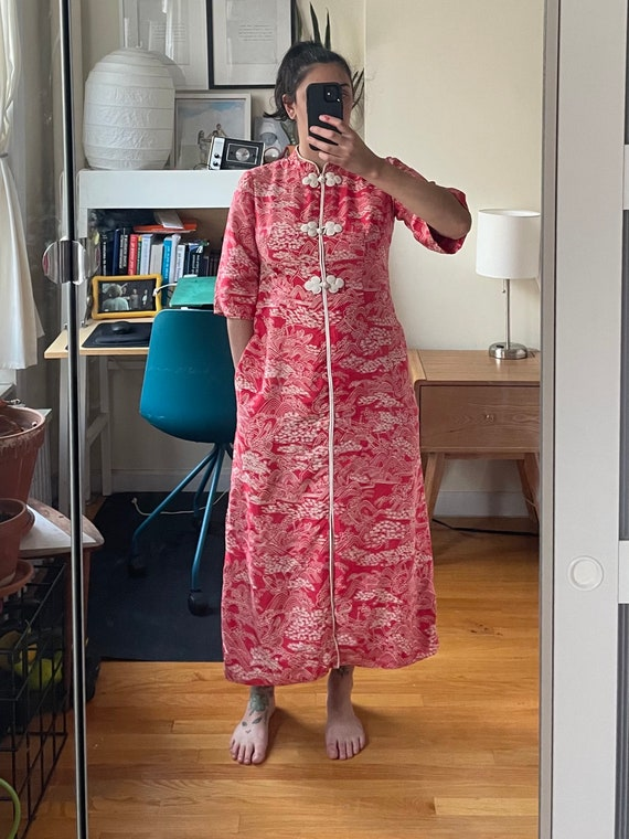 1960s Asian Style Dress