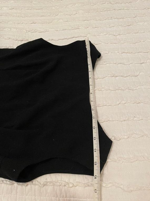 1980s Pauline Trigere Couture Dress Small / Medium - image 4