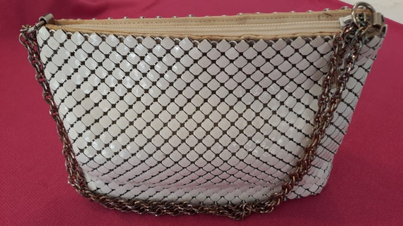 Whiting and Davis Vintage Purse