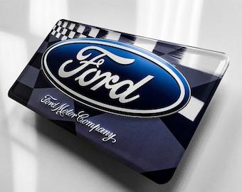 Ford Vanity License Plate