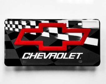 Chevrolet Vanity License Plate