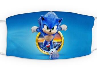 Sonic Mask Etsy