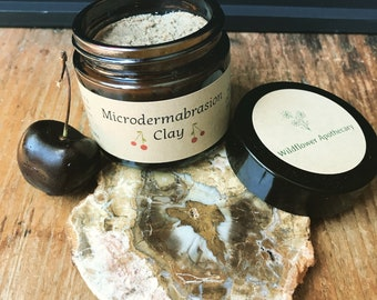 Microdermabrasion Clay