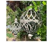 Hanging Orb Sphere Garden Planter