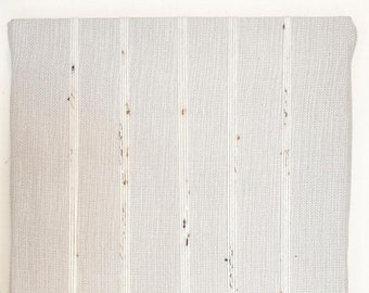 Up-cycled Decorative Custom Art Acoustic Treatment Wall Panel, Sound Proofing, Sound Diffuser, Noise Reducer, Eco Friendly