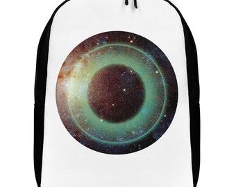Galactic Eye Minimalist Backpack