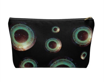 Galactic Eye All Purpose Accessory Pouch w T-bottom