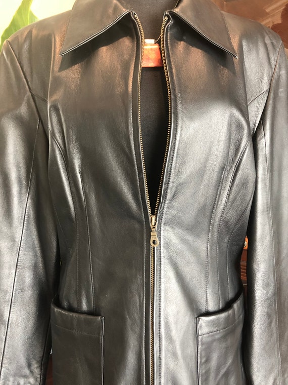 Vintage Wilson Leather jacket