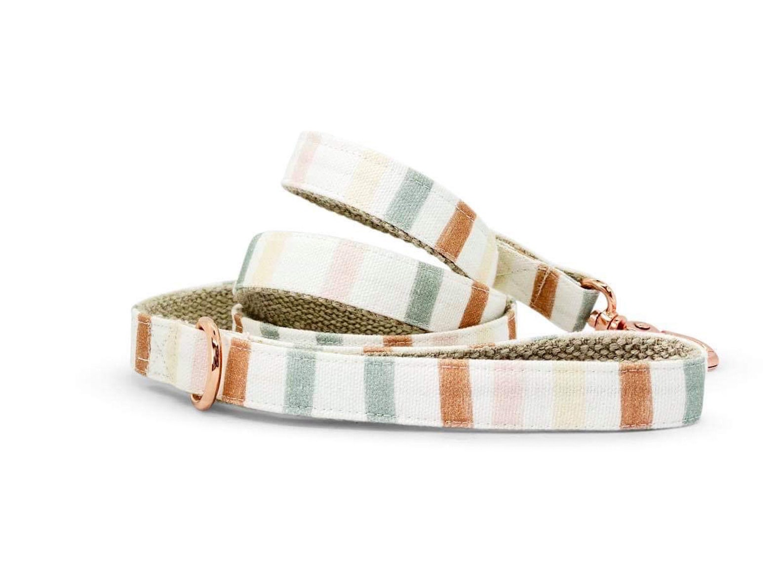 Eco-friendly hemp dog leash