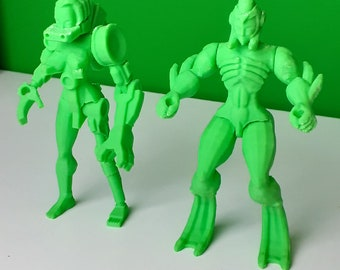 Sexy female figure busty barbarian strong curvy super heroes superhero actionfigure statue perky drone demon