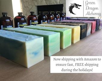 Variety Pack of Soap - Handmade Soap - Natural Soap