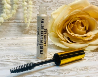 I'M NOT PERFECT - but my lashes are ! | Lash Serum