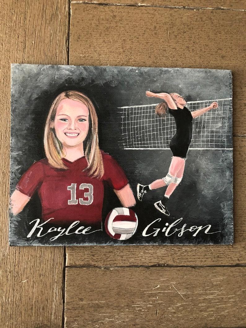 Sports Portrait image 0