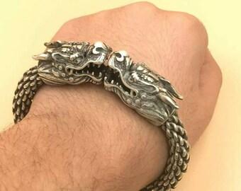 Vintage Y.O.K Viking bracelet