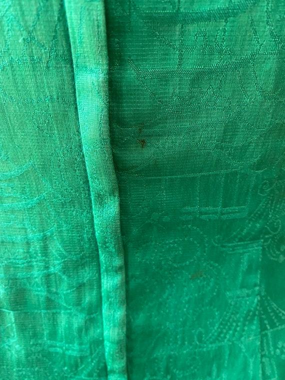 Alfred Shaheen Vintage Oriental style dress - Alf… - image 7