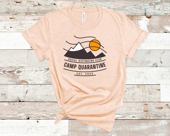 social distancing club vintage 2020 retro shirt, rainbow shirt vintage tshirt 2020 shirt camp quarantine