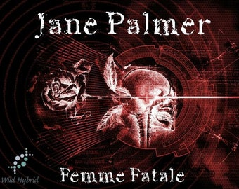 Jane Palmer perfume oil - 5ml Pink lotus, sandalwood and rich vanilla