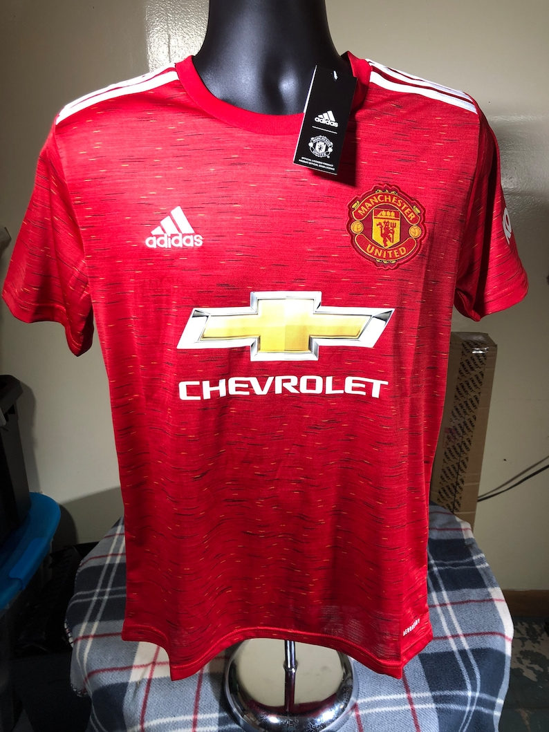 Manchester United home men/'s jersey 2021