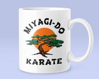 Karate Wanker Mug Gift For Karate Martial Arts Funny Christmas Birthday Gifts
