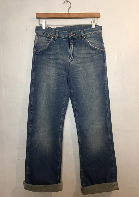 RARE Wrangler Blue Bell 11MWZ Rodeo Jeans - image 2