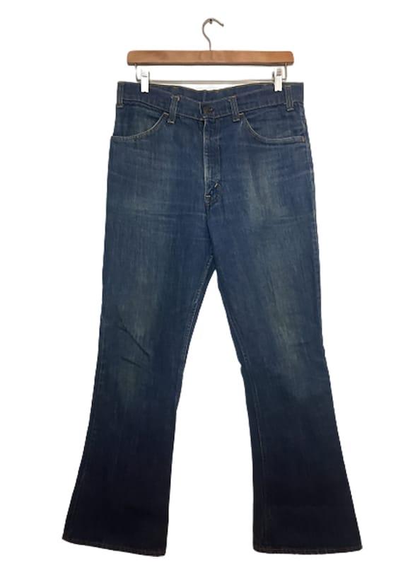 Late 70's Levi's Orange Tab Original Bootcut Jeans
