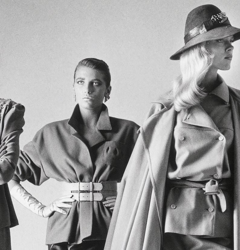 HELMUT NEWTON (1920-2004) , Sie Kommen (Dressed) and