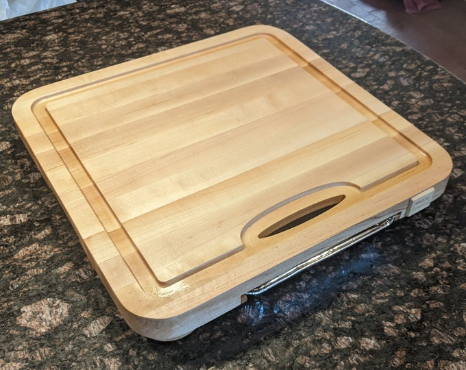 The Ultimate Barbecue Cutting Board
