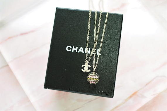 Authentic Chanel necklace , Chanel necklace, Chane