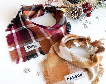 Dog bandana • Dog Mom Gift • Personalized Dog bandana • Dog Birthday bandana • Adopted Dog Bandana