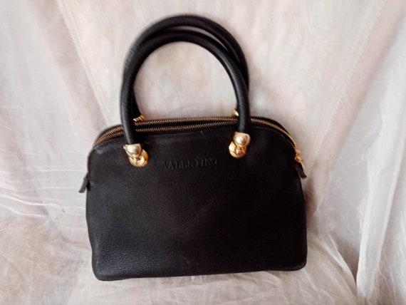 Authentic Valentino bag, Valentino black bag, Vale